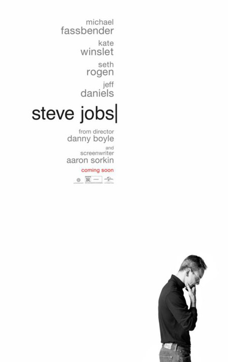 Steve Jobs Movie Poaster