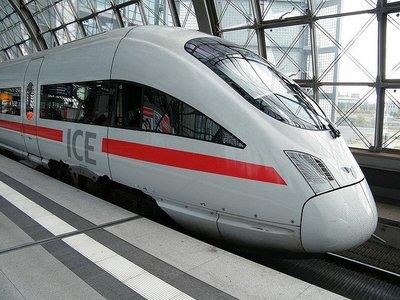 De Alemania a Londres en trenes de alta velocidad