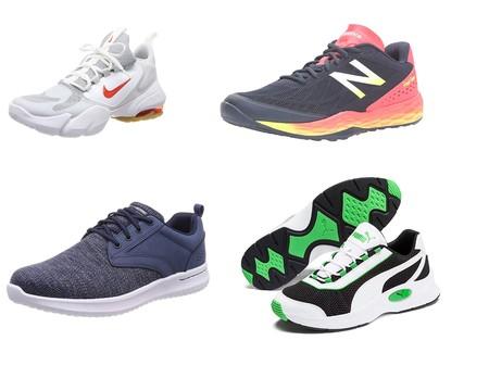 Chollos en tallas sueltas de zapatillas Nike, Puma, New Balance o Skechers en Amazon