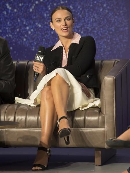 Keira Knightley, Sienna Miller y todas las actrices en el Festival de Toronto inspiran nuestros estilismos otoñales