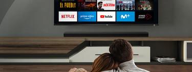 La barra de sonido de TCL con sistema Fire TV 4K está rebajada a su precio mínimo histórico en Amazon: 165 euros