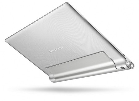Revés de la Yoga Tablet 10 HD+