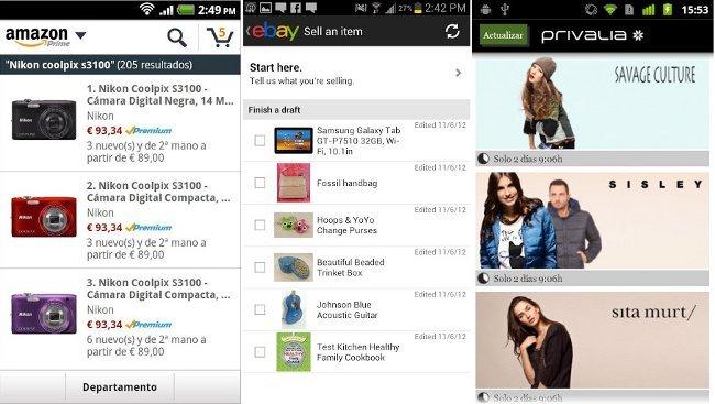 El móvil en el centro de la estrategia del comercio online, pero no para cerrar la venta