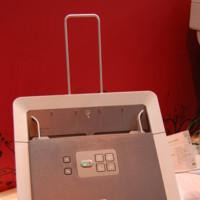 SIMO 2007: HP ScanJet N6010