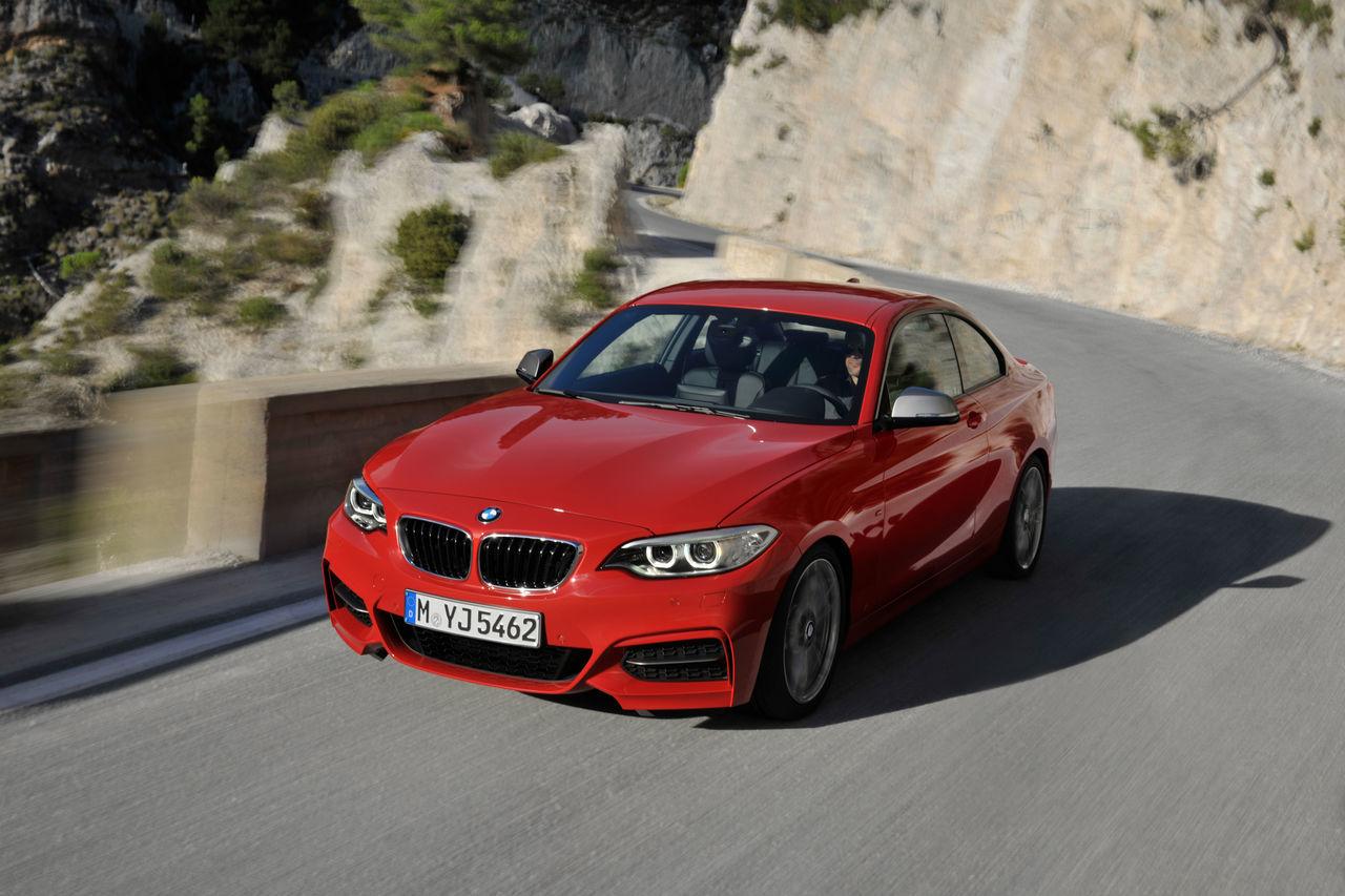 Foto de BMW Serie 2 Coupé (3/55)