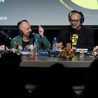 'Aquí hay dragones': El nuevo podcast de Rodrigo Cortés, Javier Cansado, Arturo González-Campos y Juan Gómez-Jurado
