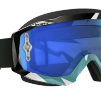 Gafas Scott Hustle MX Cracked, de la pista a la calle