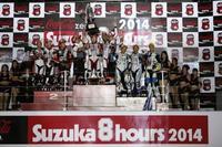 8 Horas de Suzuka: Musashi Harc Pro Team gana una épica edición
