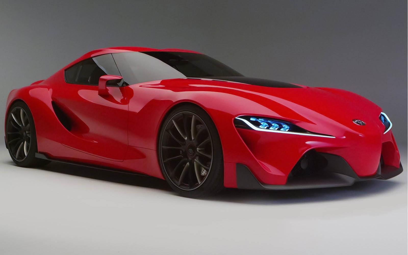 Foto de Toyota FT-1 Concept (18/31)