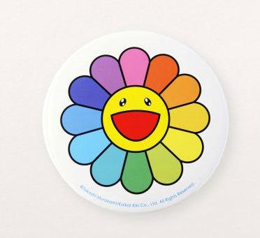 pin flor murakami