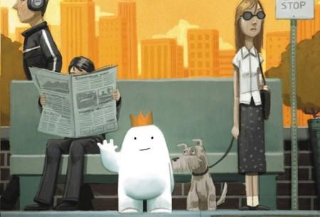 Jason Reitman intentará reavivar su carrera con la película animada 'Beekle'