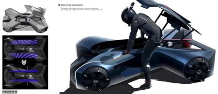 Nissan Gt R X 2050 Concept 2020 1600 1c