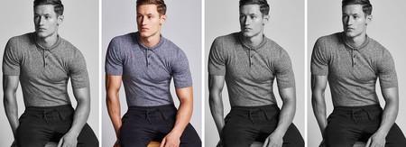 Luce tu cuerpo de gimnasio como nunca con la nueva colección Muscle Fit de Topman