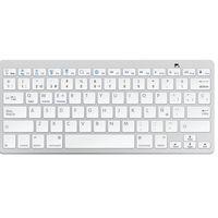 Teclado inalámbrico Bluetooth, tipo Magic Keyboard, por sólo 9,95 euros y envío gratis