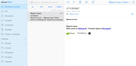 icloud diseño mavericks os x apple