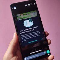 Las fotos que solo se pueden ver una vez y desaparecen llegan a la beta de WhatsApp, así puedes probar la nueva función en México