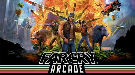 PUBG, Nuketown, Battlefield... Estas son todas las genialidades que ya puedes probar en Far Cry 5 Arcade
