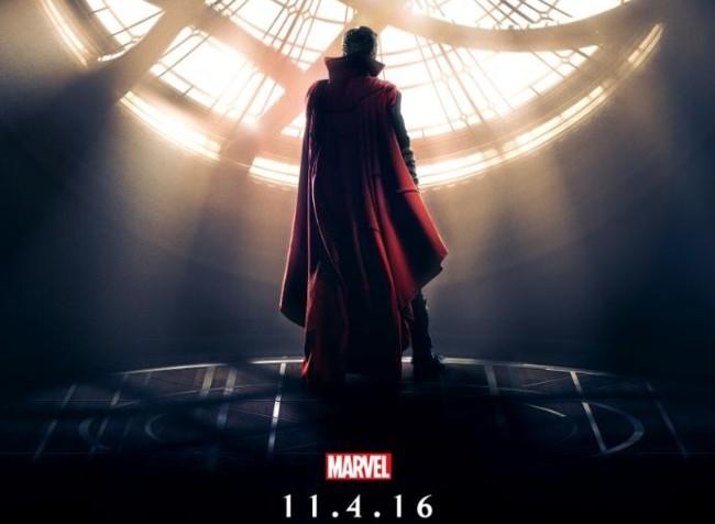 Benedict Cumbearbatch es el Doctor Extraño