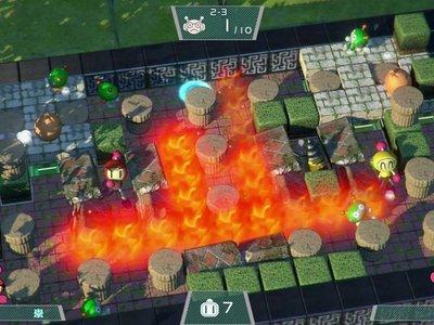 Konami soluciona muchos problemas de Super Bomberman R con su primera actualización