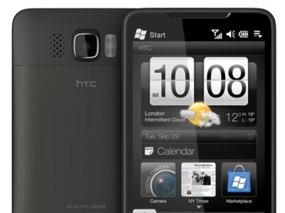 HTC HD2, lo más potente en móviles
