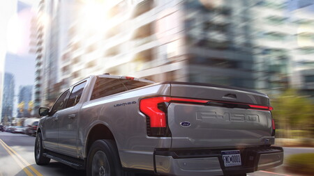 Ford F 150 Lightning Pick Up Electrica 9