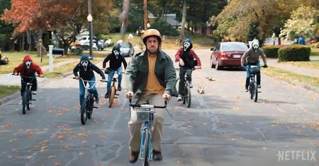 Netflix lanza el tráiler de 'El Halloween de Hubie': Adam Sandler a la caza del asesino para salvar su odioso pueblo