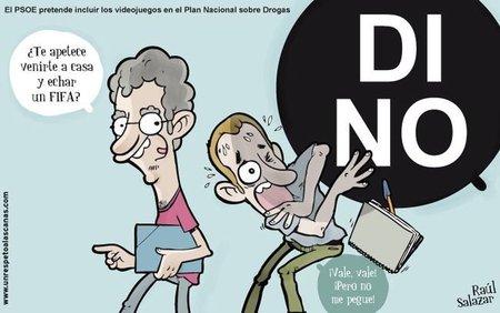 Imagen de la semana: di NO a las drogas