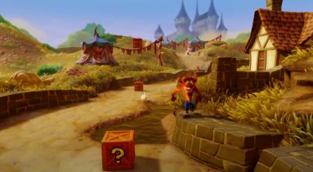 Vidas ilimitadas Crash Bandicoot 3