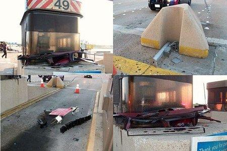 Accidente Dallas