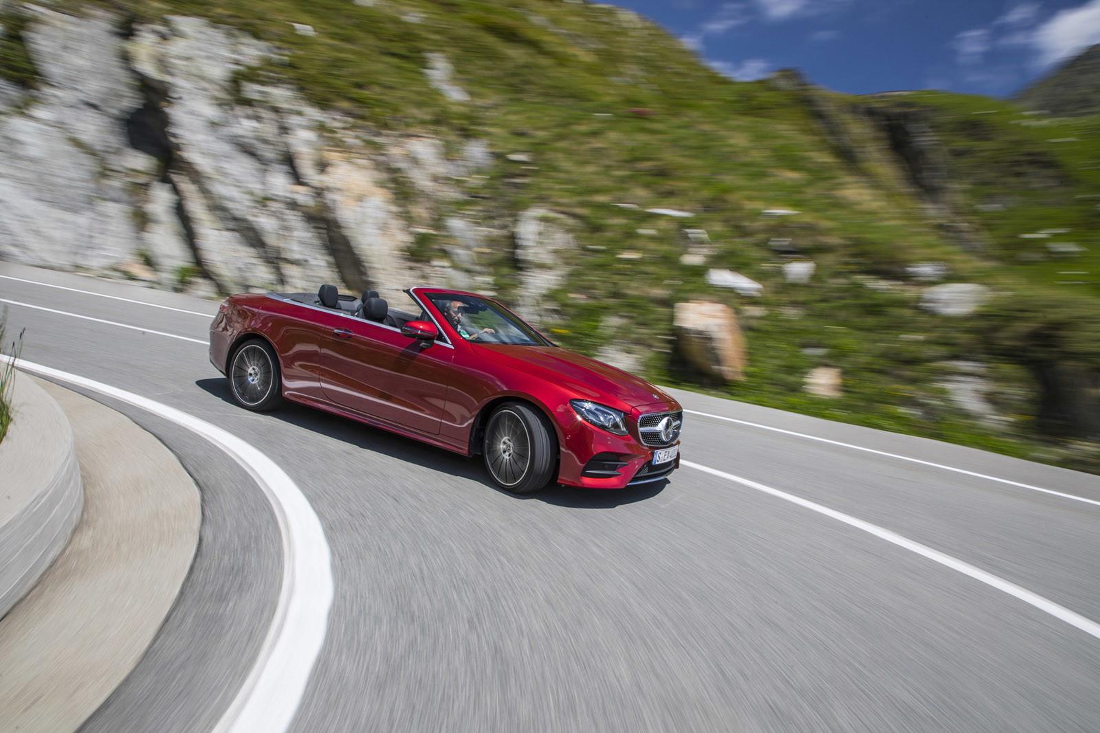 Foto de Mercedes-Benz Clase E Cabrio, toma de contacto (138/156)
