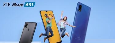 ZTE tiene smartphones de oferta en Amazon México: equipos desbloqueados de gama de entrada por poco más de 1,000 pesos
