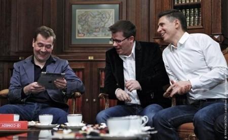 El gobierno de Rusia deja de usar el iPad y usará tablets de Samsung personalizados