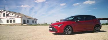 Toyota Corolla 180H, más caballos para ir sobrado de actitud y carácter