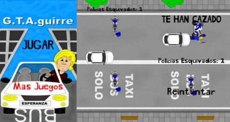 La imagen de la semana: Esperanza Aguirre y la rapidez de juegos parodia en Android