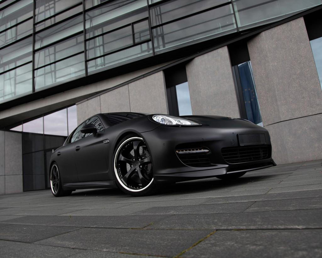 Foto de TechArt Porsche Panamera Black Edition (1/10)