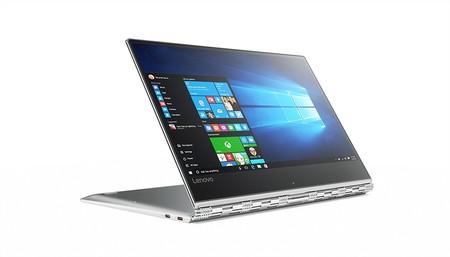 Convertible Lenovo Yoga 910, con Intel Core i7, a su precio mínimo en Amazon: 899 euros