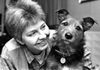 Wiseman y el perro psíquico
