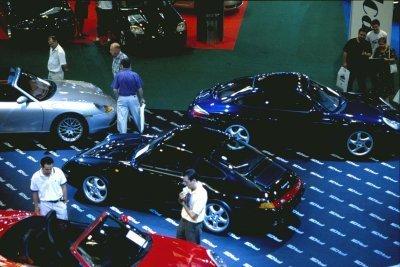 Salón del Automovil de Ocasión, en Madrid