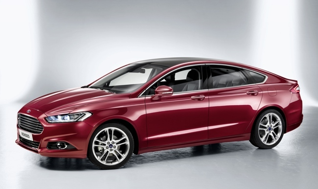 Ford Mondeo 2013 01