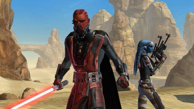 Star Wars The Old Republic, todo lo que necesitas saber