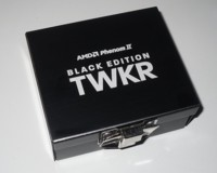 AMD TWKR: ya oficiales pero en edición muy limitada