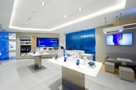 La primera Samsung Mobile Store abre sus puertas en París