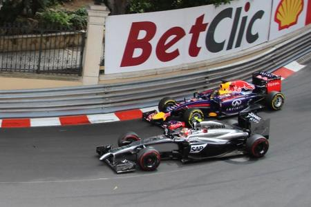 El McLaren Honda MP 4/30 será muy similar al Red Bull RB9