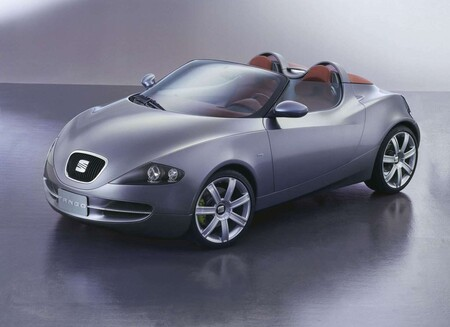 Seat Tango Concept 2001