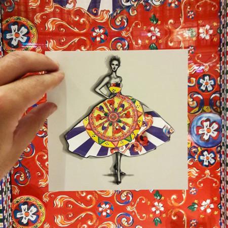 Paper Cutout Dresses Shamekh Al Bluwi 12 57a2e662bba90 700