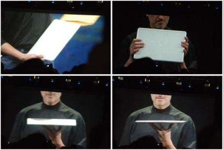 Macbook Air, el portátil más delgado del mundo