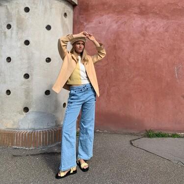 Así se lleva el pantalón vaquero este verano: los cortes y estilismos que triunfan