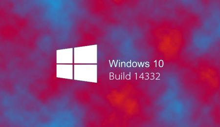 Estas son las novedades de la Build 14332 de Windows 10 para PC y móvil en el anillo rápido