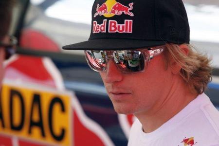 Kimi Raikkonen no quiere hablar de Fórmula 1 pero sí le interesa Le Mans