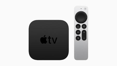 Apple TV 4K: pese al interior, la vuelta del click-wheel al mando es la revolución